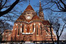 Reformed Church of Buda / www.budapestdaytrips.com https://www.tumblr.com/blog/budapestbug