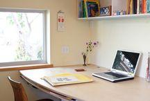 desk to consider