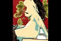 Giuseppe Tabacco artist / Quadri, Digital Art,