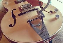 Gretschiness / Guitars by fred