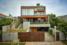 Архитектура частный дом