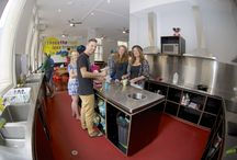 United Melbourne / Take a look into our new and funky hostel in the centre of Melbourne.