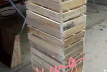 CHG | Wood Crates