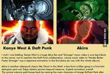 Manga and anime world