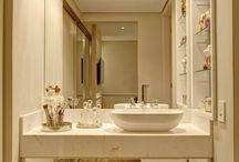 Banheiros / Seleção ame arquitetura de banheiros