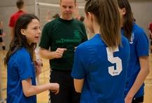 Teen volley