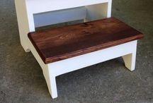 Kids step stool