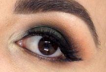 Minhas Maquiagens / Maquiagens e Inspiração de makeup