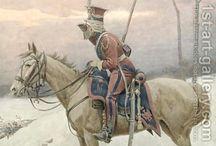 2-eme regiment Cheveau Légers Lanciers de La Garde Imperiale