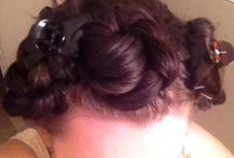 Curly Hair / by Jessina M