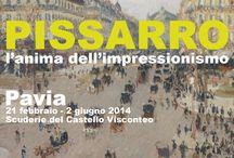 """""""Pissarro, l'anima dell'Impressionismo"""""""