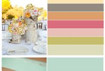 Color Palettes / by Molly Carney