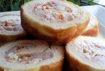 Brazo de Gitano Salado Dukan