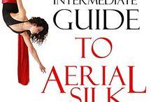♡ Aerial silk ♡