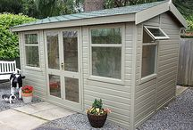 Garden Offices / Save money on rent and work from home!!