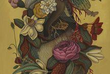 illustrations / by Florence Gravot Créations