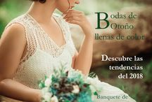 Revista  de bodas Mepoca Weddings Otoño