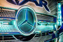 "Mercedes-Benz Actros ""Xtar"" / Mercedes-Benz Actros ""Xtar"""