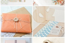 Wrapping, Packaging, Tags, Etc.