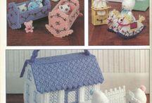 пл.канва домик для куклы