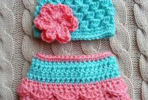 Hat & diaper cover