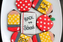 Back to School / Teachers Cookies