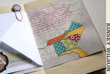 travel journals and layouts / by Tamara Stander