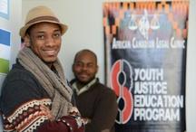 Community Focus / Focus on communities of African-descent in Toronto and worldwide.