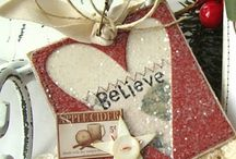 Creative - Cards & Tags: Christmas / by Amy Eno