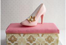 Schuh Torte