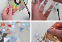 CDs weihnachtskugel