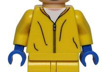 Lego Custom Breaking Bad Minifigs