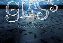 Fractured Glass / A Young Adult Anthology (magic, fantasy, science fiction, horror, and paranormal) by Tia Silverthorne Bach, Jo Michaels, Casey L Bond, Kelly Risser & NL Greene.