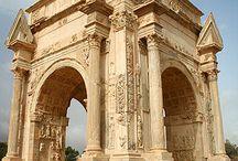 Libya today & ancient Leptis Magna ...
