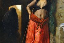 Orientalist Art & the Dancer
