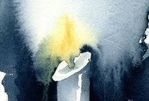 Aquarelle/ Watercolor
