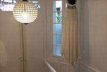 Showroom Fabienne Alagama / Découvrez notre showroom parisien situé au 144 rue de Courcelles dans le 17 ème