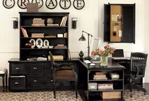 Small home office ideas / by Blynie