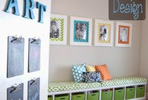 Play Room ideas / Kids,play,enjoy,cute,joy,