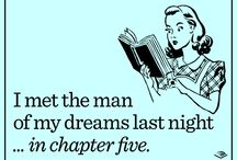 Bookish Humor.