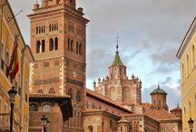 Teruel - Yo estuve aqui / Los rincones más bonitos de Teruel que yo he visitado y los que me perdí cuando estuve allí y me gustaría volver para verlos y fotografiarlos