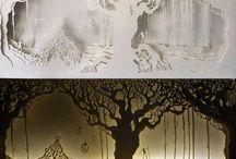 Lace art inspiration