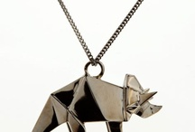 Trending - Origami  / I think the origami trend grew out of 2011's obsession with triangles, zig zags and everything faceted. Still, I thought it deserved its own board. / by Heather Lisi
