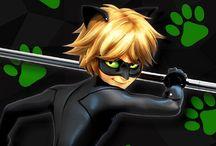 kara kedi Adrien