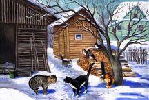 Кошки (Родионова Татьяна)