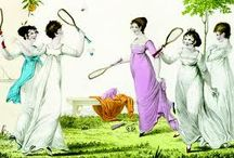 Life in Regency Era / Scenes from the Regency Era / by Austen Variations