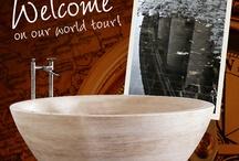World Tour / Stone Forest takes you on a world tour.