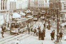 Hamburg Geschichte, alte Bilder