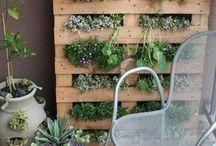 décor jardin