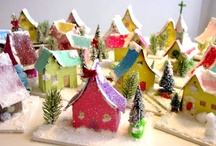 Christmas Crafts / by Mystique Haslup